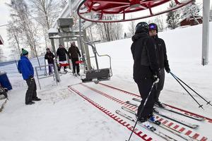 Snart kan liftarna i Järvsöbacken öppna för säsongen.