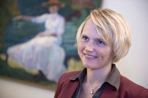 Anna-Karin Hatt (C) har en hel del att ta del av i länet, enligt den skrivelse och inbjudan som Socialdemokraterna skickat.