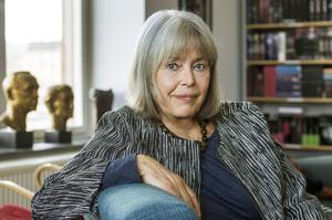 Författaren Agneta Pleijel, som är aktuell med boken
