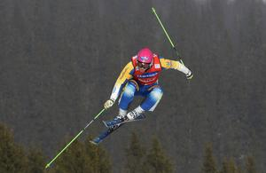 Två vinster på två dagar. Victor Öhling Norberg är världens hetaste skicrossåkare just nu.