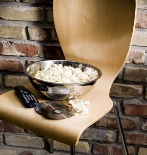 Till reality-tv. Vi äter popcorn och ser på förtvivlade barn.foto: scanpix