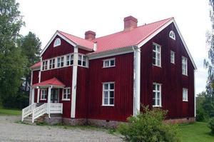 Bodsjö prästgård är utannonserad till salu. Foto: Ingvar Ericsson