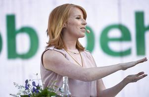 Att det går uppåt i opinionen för Annie Lööf och Centerpartiet retar