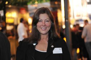 Borlängetjejen Marianne Wallberg, vd för Stockholm Beer and Whisky Festival, vill föra ut det svenska kvalitetsölet på världsmarknaden.