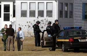 Åtta personer sköts ihjäl i den amerikanska staden Appomattox.