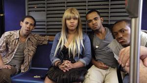 """The We And The I"". Filmen utspelar sig under en bussresa genom Bronx."