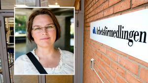 Christiane Rüdiger (V) vill halvera ungdomsarbetslösheten i Sundsvall.
