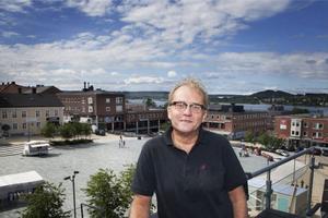 Lars Sillrén, vd på Storjöyran. Arkivbild