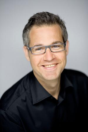 Kristofer Myrevik, informationschef på Coop.