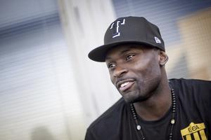 Thomas Massamba - tillbaka i Södertälje.