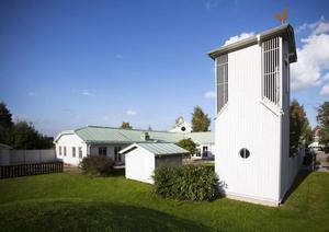 Hemlingby kyrka.