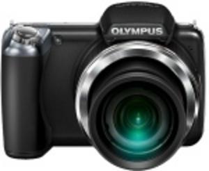Olympus SP-810 UZ med 36x zoom