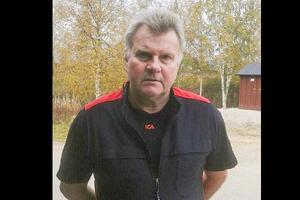 Mario Johansson på Ica Nära i Ytterhogdal.