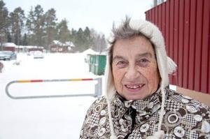 Gunnel Strindlund, Krokom: