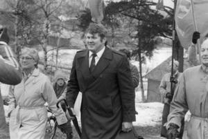 Pelle Svensson var kontroversiell redan tidigt i karriären som advokat, och tog sig an många svåra, närmast utsiktslösa, mål.