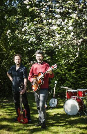 Bröderna Andreasoch Mathias Lindgren har precis släppt sin tredje skiva, som heter