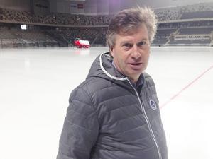 Lars Wennerholm på Svenska bandyförbundet tror att isen kommer hålla hög klass i finalen – om än inte helt perfekt.