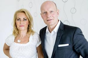 Jeanette och Johan Ekman på Stenstadsmäklarna.