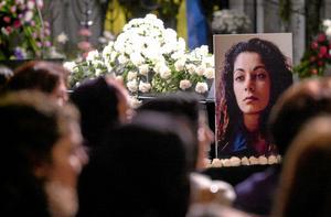 Minne. Fadime Sahindal mördades för tio år sedan av sin far, för att hon hävdade sina mänskliga rättigheter. arkivbild: Mark Earthy/SCANPIX