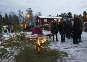 Marknaden på Norra berget blev återigen en succé med flera hundra besökare.
