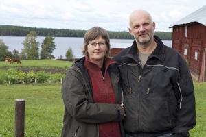 Camilla och Niklas Persson-Landgren
