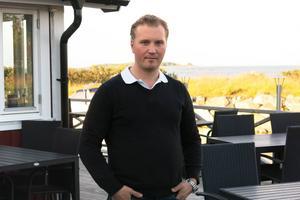 Genom Skärgårdskrogen Utvalnäs hoppas ägaren Thomas Deime kunna locka såväl turister som lokala gäster.