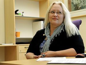 Agneta Nyvall (M) kallade högskoleutredningen för ett slag i magen.
