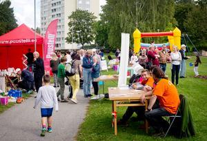 2014 års upplaga av Brunnsängsdagen.
