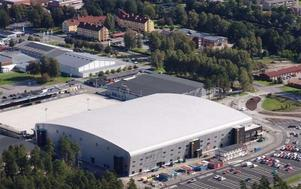 Sparbanken Lidköping Arena.