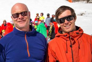 Lasse Fahlen och David Kantermo ska leda det nya skandinaviska freestylelaget.