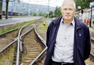 Ulf Eliasson, vd för Inlandsbanan AB, kommer att arbeta för att godstrafiken blir kvar i Jämtland även i fortsättningen. En förutsättning för att godstrafiken ska ha en framtid i länet är dock att kombiterminalen i Brunflo kommer igång, anser han.