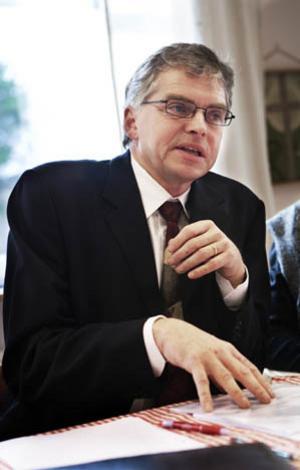 Per Åsling, styrelseordförande i Milko, vill ge mjölkbönderna ytterligare en krona i ersättning.