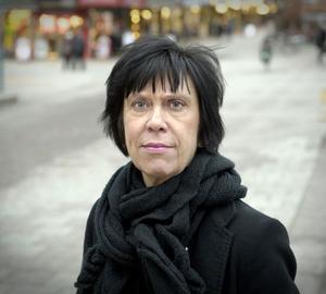 Hälsingetidningars nya ledarskribent Lilian Sjölund.