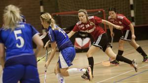 Malin Hellblad gjorde Per-Ols första mål.