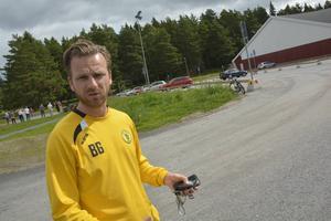 Bartosz Grzelak menar att Frej har kommit till elitfotbollen för att stanna.