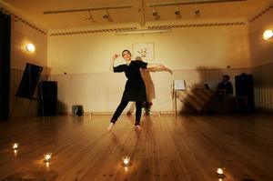 EVIG UNGDOM. Milana Severskaya säger att den indiska klassiska dansen är ett sätt att finna nyckeln till evig ungdom.