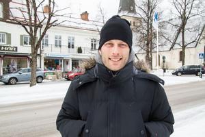 Fredrik Persson, marknadsansvarig Engelbrektsloppet.