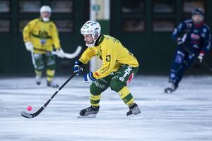 Pär Törnberg lämnade Bollnäs för Ljusdal inför den gångna säsongen.