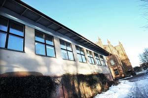 Friskis&Svettis har tills vidare fått nya lokaler i Vallbacksskolan