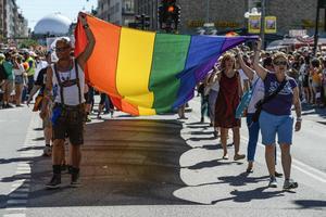 Självmorden ökar. Allra värsta är det bland unga transpersoner. Där har 27 procent försökt att ta sitt liv.