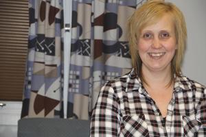 Susanne Berger (S), omsorgsstyrelsens ordförande.
