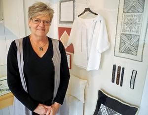 Yvonne Winroth står bakom utställningen