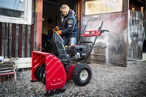 Under fyra år har Sune Enhörning arbetat med att förfina och utveckla sin produktidé. Sedan september säljer Jula hans