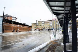 Knutpunkten i Falun.