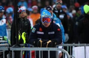 Ville Bylin, alpin chef, var väldigt nöjd efter helgen. – Det är helt underbart, säger han.