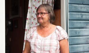 Irene Larsson, 65 år, är idag frisk från sin bröstcancer.