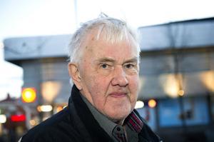Roland Olsson, Örnsköldsvik:– Jerry Williams. Han är rivig och bra.
