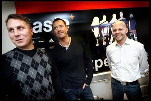Kalle Deutsch, Jonas Johansson och Jan Sköld satsade på en mässbyrå med nytänkande. Drygt ett år efter starten har företaget en omsättning på 24 miljoner kronor.