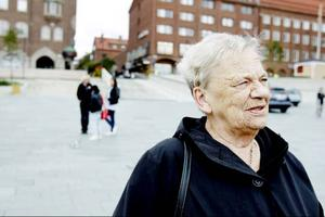 Alva Wallin, Östersund:– Det var inte så bra och känns inte alldeles riktigt tycker jag.
