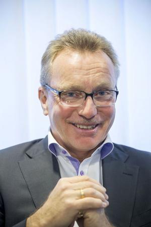Mats Engblom, vd för Cibes Lift.